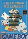 GB: 4-IN-1 FUN PAK VOLUME I (GAME)