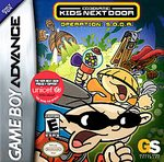 GBA: CODENAME: KIDS NEXT DOOR: OPERATION: S.O.D.A. (GAME)