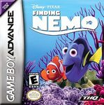 GBA: FINDING NEMO (DISNEY) (NO LABEL) (GAME)