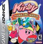 GBA: KIRBY AND THE AMAZING MIRROR (GAME)
