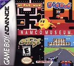 GBA: NAMCO MUSEUM (WORN LABEL) (GAME)