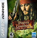 GBA: PIRATES OF THE CARIBBEAN: DEAD MANS CHEST (GAME)