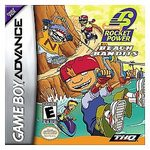 GBA: ROCKET POWER: BEACH BANDITS (GAME)