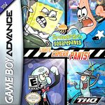 GBA: SPONGEBOB SQUAREPANTS: LIGHTS; CAMERA; PANTS (NICKELODEON) (GAME)