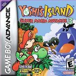 GBA: SUPER MARIO ADVANCE 3: YOSHIS ISLAND (GAME)