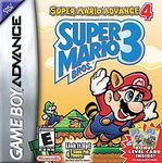 GBA: SUPER MARIO ADVANCE 4: SUPER MARIO BROS 3 (GAME)