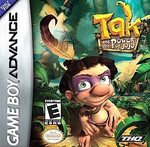 GBA: TAK AND THE POWER OF JUJU (GAME)