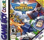 GBC: BUZZ LIGHTYEAR OF STAR COMMAND (GAME)