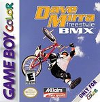 GBC: DAVE MIRRA FREESTLYE BMX (GAME)