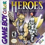 GBC: HEROES OF MIGHT AND MAGIC (GAME)