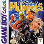 GBC: JIM HENSONS MUPPETS (GAME)