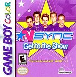 GBC: *NSYNC: GET TO THE SHOW (GAME)