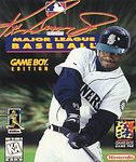 GB: KEN GRIFFEY JRS MAJOR LEAGUE BASEBALL (GAME)
