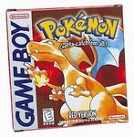 GB: POKEMON RED VERSION (NO LABEL) (GAME)