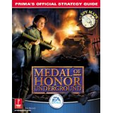 GD: MEDAL OF HONOR UNDERGROUND (PRIMA) (USED)