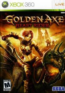 360: GOLDEN AXE BEAST RIDER (BOX)