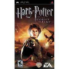 PSP: HARRY POTTER AND THE GOBLET OF FIRE (COMPLETE)