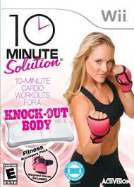 WII: 10 MINUTE SOLUTION: KNOCK-OUT BODY (NEW)