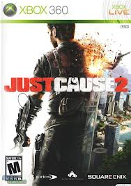 360: JUST CAUSE 2 (BOX)