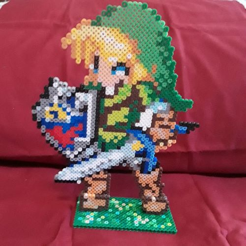 PRL: LINK STANDING FIGURE WITH BASE (NEW)