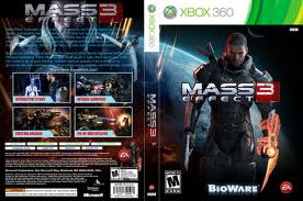 360: MASS EFFECT 3 (2DISC) (NM) (COMPLETE)