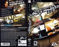 PSP: NEED FOR SPEED MOST WANTED 5-1-0 (GAME)