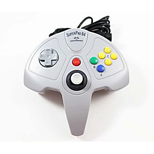 N64: CONTROLLER - PERFORMANCE SUPERPAD 64 (USED)