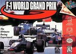 N64: F-1 WORLD GRAND PRIX (GAME)