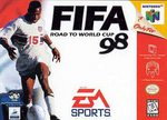 N64: FIFA 98: ROAD TO WORLD CUP (GAME)