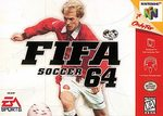 N64: FIFA SOCCER 64 (GAME)