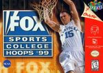 N64: FOX SPORTS COLLEGE HOOPS 99 (GAME)