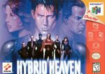 N64: HYBRID HEAVEN (BAD LABEL) (GAME)