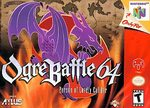 N64: OGRE BATTLE 64 (COMPLETE)