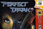 N64: PERFECT DARK (GAME)