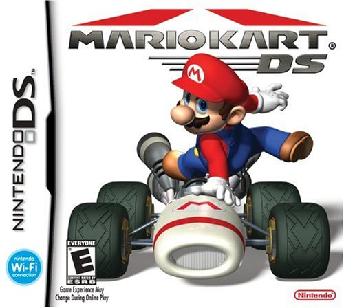 NDS: MARIO KART DS (GAME)