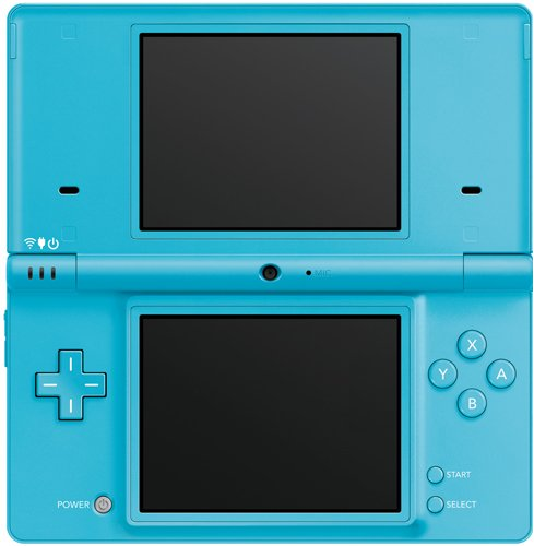 NDS: CONSOLE - DSI - VARIOUS COLORS - W/ CHARGER (USED)
