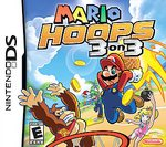 NDS: MARIO HOOPS 3 ON 3 (GAME)