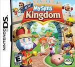 NDS: MY SIMS KINGDOM (GAME)