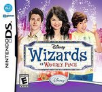 NDS: WIZARDS OF WAVERLY PLACE (DISNEY) (WORN LABEL) (GAME)