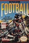 NES: NES PLAY ACTION FOOTBALL (GAME)