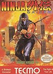 NES: NINJA GAIDEN (COSMETIC DAMAGE) (GAME)