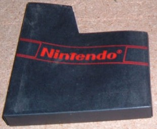 NES: SLIP COVER/SLEEVE FOR NES CARTRIDGES - NINTENDO (SINGLE)