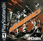 PS1: ARMORINES PROJECT S.W.A.R.M. (COMPLETE)