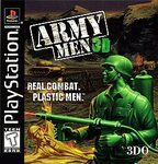 PS1: ARMY MEN 3D (COMPLETE)