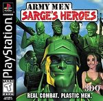 PS1: ARMY MEN SARGES HEROES (COMPLETE)