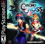 PS1: CHRONO CROSS (2DISC) (GAME)