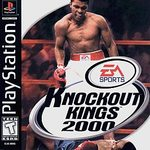 PS1: KNOCKOUT KINGS 2000 (COMPLETE)
