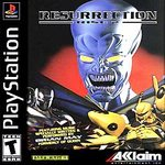 PS1: RESURRECTION RISE 2 (LONG BOX) (COMPLETE)