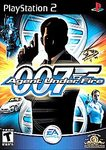 PS2: 007 AGENT UNDER FIRE (COMPLETE)