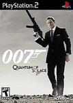 PS2: 007 QUANTUM OF SOLACE (COMPLETE)